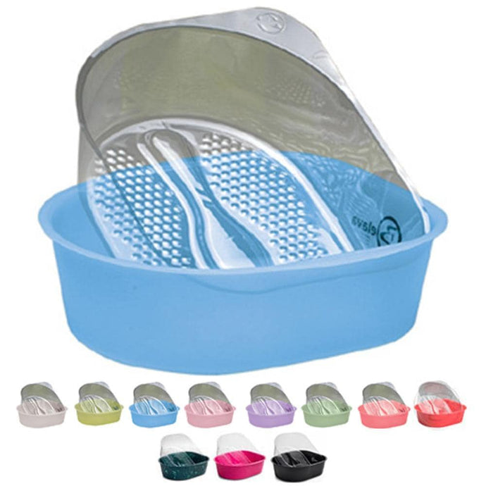 BELAVA - Pedicure Tub Start-Up Kit With 20 Disposable Liners - Sage
