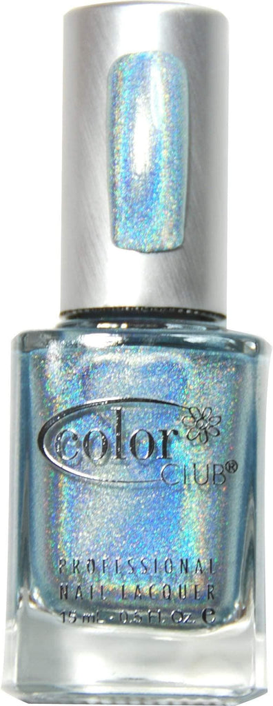 Color Club, Color Club Hologram - Blue Heaven, Mk Beauty Club, Nail Polish