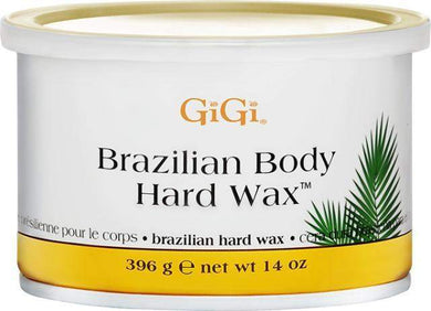 GiGi - Brazilian Body Hard Wax 14oz