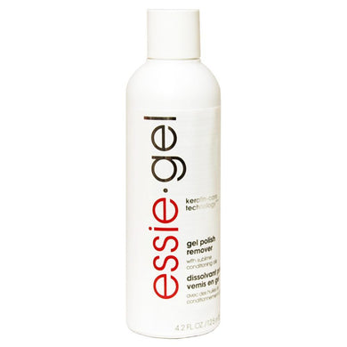 Essie Gel - Gel Polish Remover with Sublime Conditioning Oils - 4.2oz