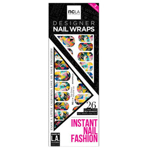 NCLA - Top Down, Volume Up! - Nail Wraps