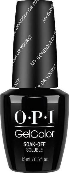 OPI GelColor - My Gondola or Yours?