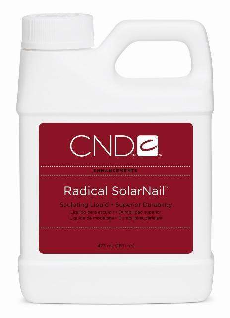 CND, CND Radical Acrylic Liquid 16oz, Mk Beauty Club, Acrylic Liquid