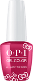 OPI Hello Kitty 2019 - Gel Polish Shades