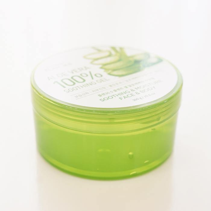 Plan 36.5 Soothing Aloe Vera Gel