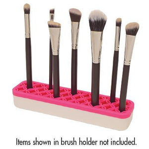 Beauty Inspo Silicone Brush & Tool Holder