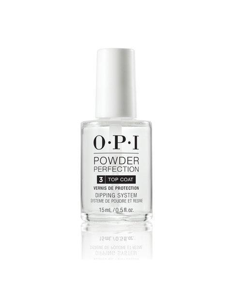 OPI, OPI Powder Perfection Step 3 Top Coat .5oz, Mk Beauty Club, Dipping Powder Essentials