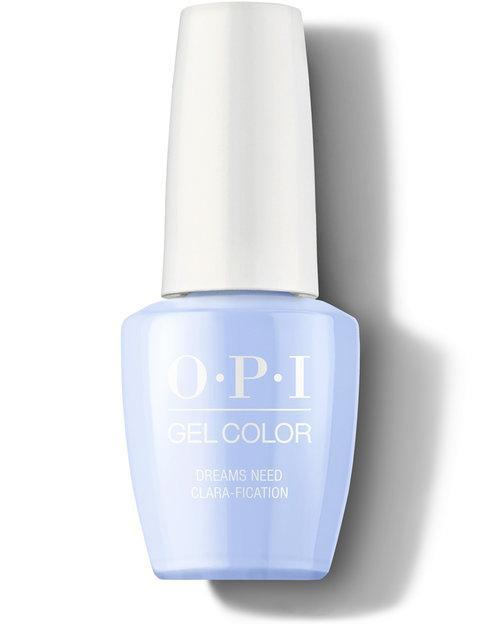 OPI, OPI GelColor - Dreams Need Clara-fication - Nutcracker Collection, Mk Beauty Club, Gel Polish