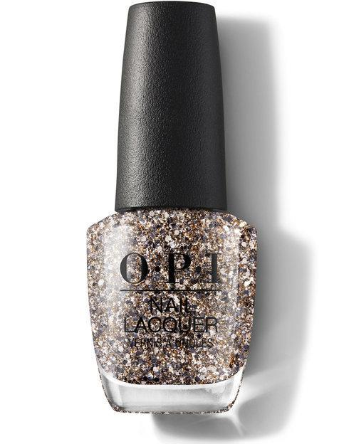 OPI Nail Lacquer - Dreams on a Silver Platter /The Nutcracker
