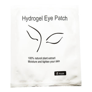 Eyelash Hydro Gel Under Eye Patch 12 Pairs