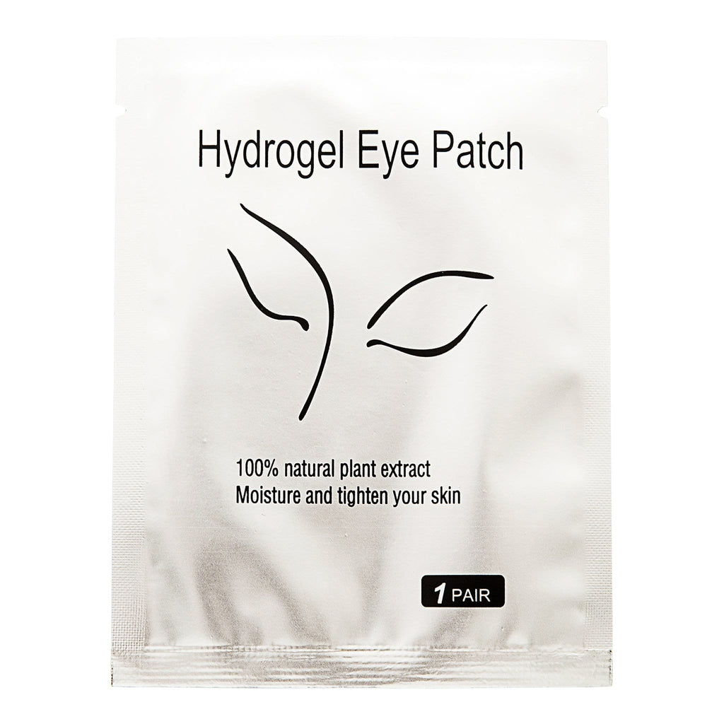 Eyelash Extension Supply, Eyelash Hydro Gel Under Eye Patch 12 Pairs, Mk Beauty Club, Undereye Patch