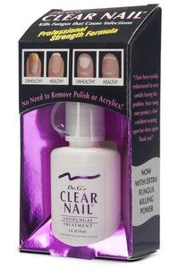 Dr. G's - Clear Nail Antifungal Treatment - 0.6 oz.