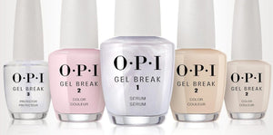 OPI Gel Break Nail Treatments