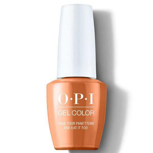 OPI GelColor - Have Your Panettone and Eat it Too GCMI02 - Fall 2020 Milan Collection
