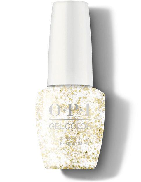 OPI Gel Polish - Gold Key to the Kingdom / The Nutcracker