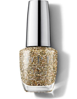 OPI Infinite Shine - Gold Key to the Kingdom / The Nutcracker
