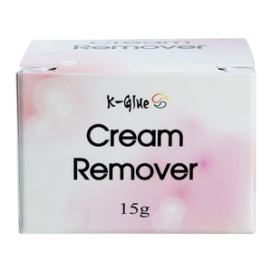 Eyelash Glue Remover 15g - Cream Formula
