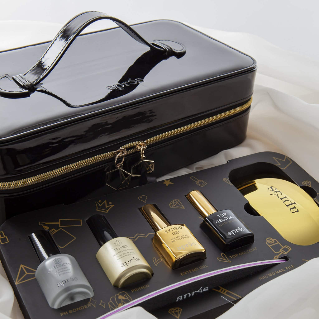 Apres Nail, Apres Nail Gel-X Nail Extension Kit V3 New Generation, Mk Beauty Club, Sculpting Gel Kit