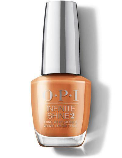 OPI Infinite Shine Long Wear Nail Polish - Have Your Panettone and Eat it Too ISLMI02 - Fall 2020 Milan Collection