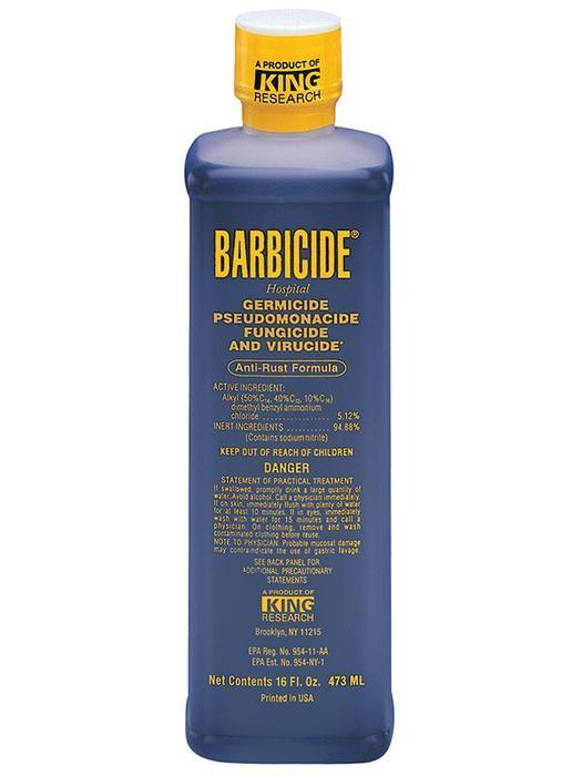 Barbicide, Barbicide Disinfectant Concentrate Liquid, Mk Beauty Club, Disinfectant