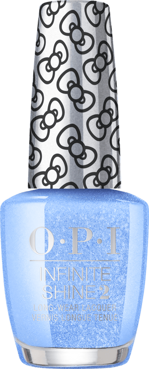OPI Infinite Shine Let Love Sparkle - Hello Kitty Collection 2019