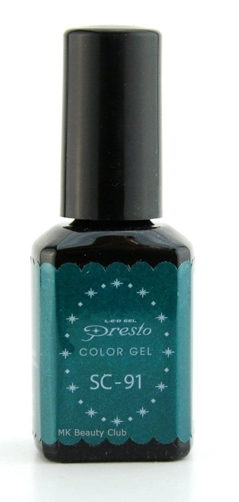 Presto, Presto Gel Polish #SC-91, Mk Beauty Club, Gel Polish