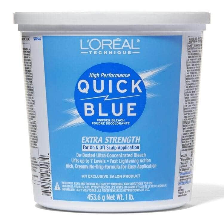 L'Oreal Quick Blue High-Performance Powder Lightener 16oz