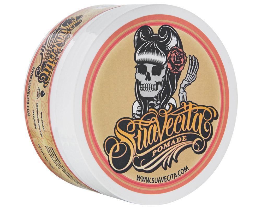 Suavecito Suavecita Pomade Original Hold 4oz Hair Styling - Mk Beauty Club