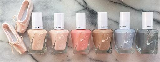 Essie, Essie GelCouture - Ballet Nudes Collection 6pc Set, Mk Beauty Club, Long Lasting Nail Polish