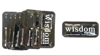 Semi Permanent Tattoo Makeup - WISDOM Tissue Repair Cream 10 pk.