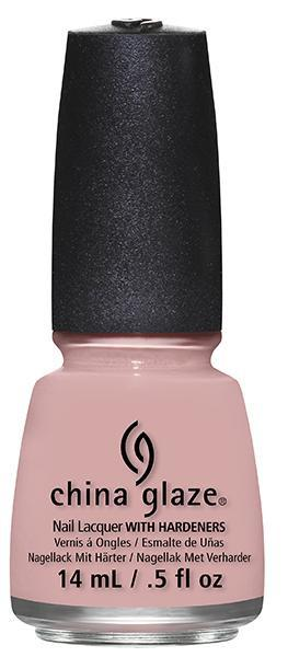 China Glaze - Pink About It - Pink of Me - Fall 2013 Collection