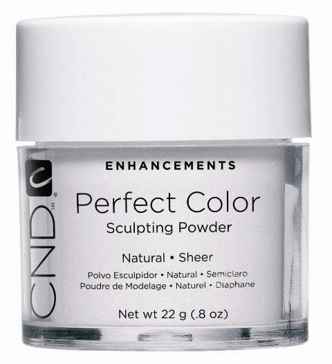 CND-Acrylic Powder-CND Sculpting Powders - Natural Sheer Powder .8oz