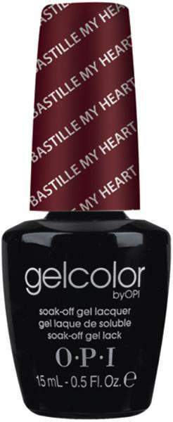 OPI GelColor - Bastille My Heart