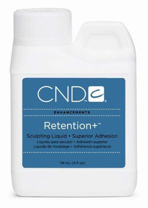 CND-Acrylic liquid-CND - Retention + Acrylic Liquid - 4oz