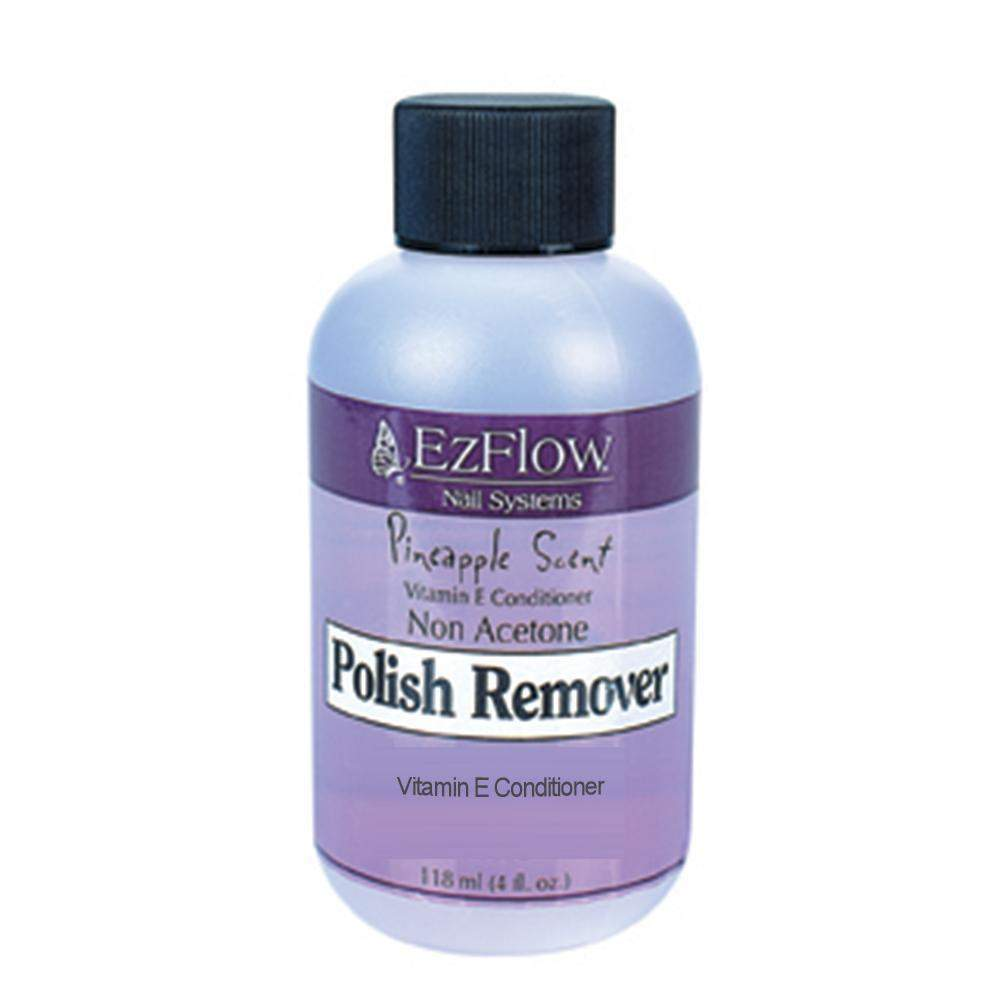 Ez Flow, EZ Flow Polish Remover - Pineapple - 4oz, Mk Beauty Club, Nail Polish Remover