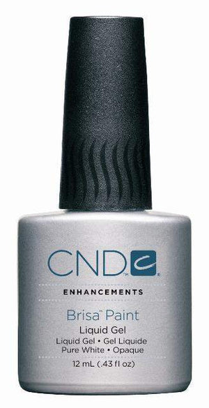 CND-Hard Gel-CND Brisa Paint - Pure White