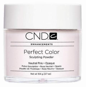 CND Sculpting Powders - Neutral Pink Opaque Powder 3.7oz
