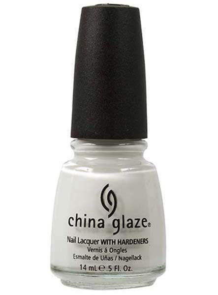 China Glaze - White on White