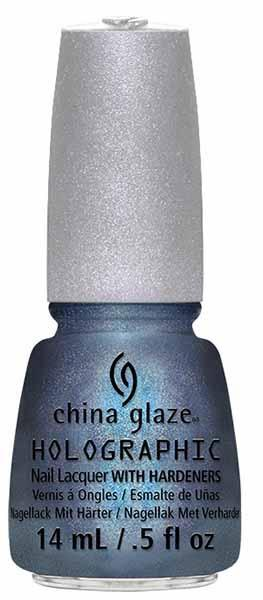 China Glaze - Sci-Fly By - Hologram Series
