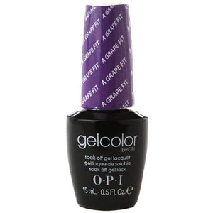 OPI-Acrylic & Gel-OPI GelColor - A Grape Fit!