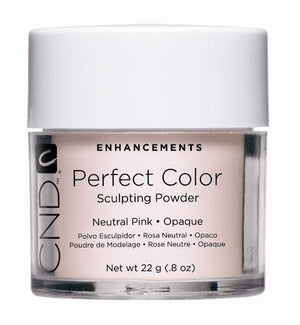 CND Sculpting Powders - Neutral Pink Opaque Powder 0.8oz