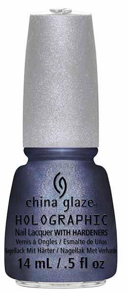 China Glaze - Strap On Your Moonboots - Hologram Series