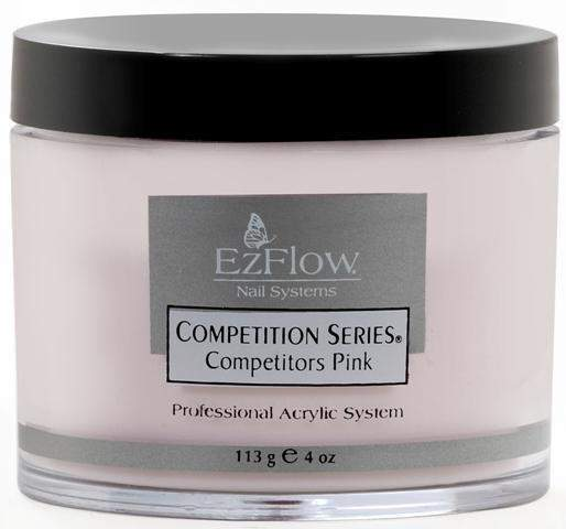 Ez Flow, EZ Flow Competitors Pink Powder - 4oz, Mk Beauty Club, Acrylic powder
