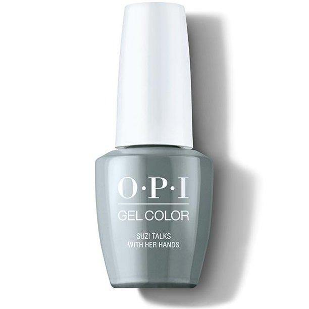 OPI GelColor - Suzi Talks with Her Hands GCMI07 - Fall 2020 Milan Collection