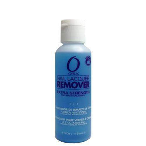 Orly Lacquer Remover - Extra Strength 4 oz.