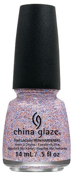 China Glaze - All A Flutter - On The Horizon
