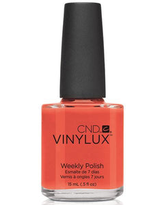 CND VINYLUX - Electric Orange - Paradise Summer Collection