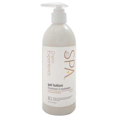 BCL SPA - Gel Lotion - Milk + Honey with White Chocolate - 34oz
