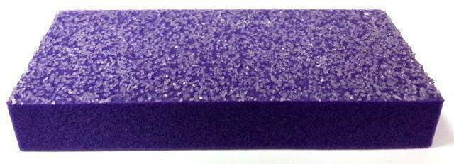 Nail Supply, Sanding Block - Purple, Mk Beauty Club, Nail Buffer