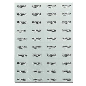 Ikonna - Shiny Buffer Sheet - 40pc/Sheet